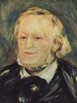 Richard Wagner: Porträt. Pierre-Auguste Renoir, 1882