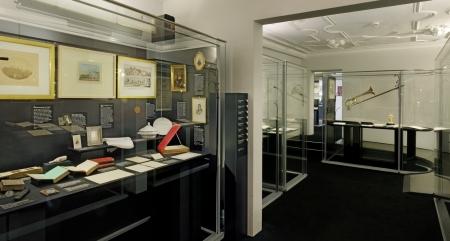 Museum Bärengasse Zürich: 19.06.2008: Kunstwerk der Zukunft. Ausstellungsteil zur Zürcher Lebenswelt Richard Wagners